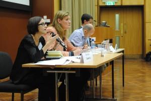 Panel on euroscepticism at UACES 2013