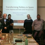 Transforming Politics in Spain: Local, Regional and State-wide Perspectives