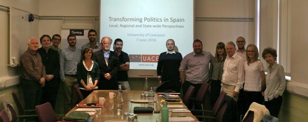 Transforming Politics in Spain