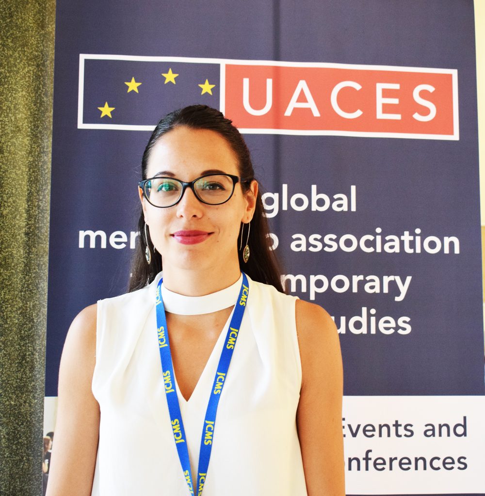 Researching EU counter-terrorism policy post-2015 | Christine Andreeva, UACES Scholar 2019