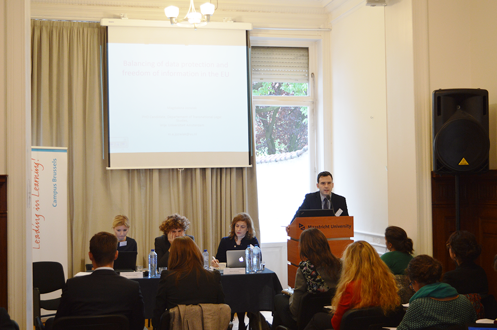 A Balanced Data Protection in the EU: Conflicts and Possible Solutions
